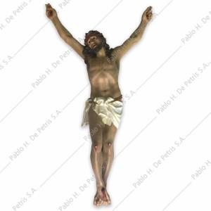 A279 Cristo en agonía-100 cm- Imagen Española