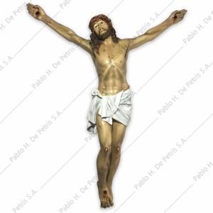 A279 Cristo en agonía-120 cm- Imagen Española