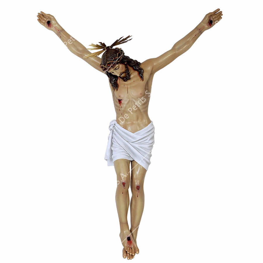 A280 Cristo muerto - Imagen Española