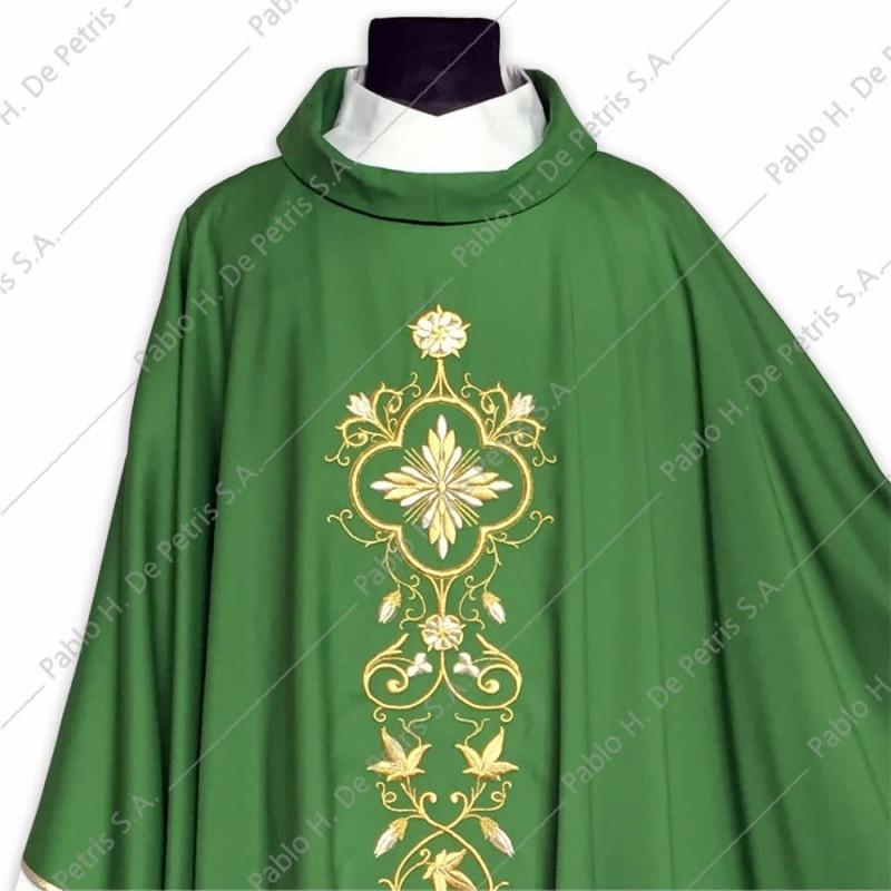 K 65-13056 - Verde - Casulla italiana