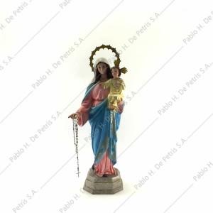 0668 Virgen del Rosario - Imagen Española