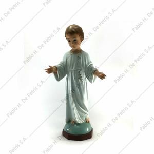 0755 Niño Jesús - Imagen Italiana para exterior