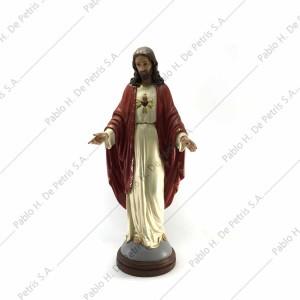 0759 Sagrado Corazón - Imagen Italiana para exterior
