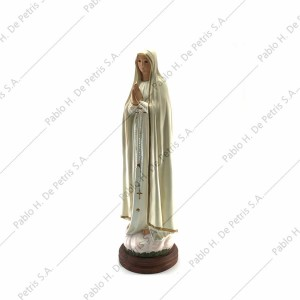 0760 Virgen de Fátima - Imagen Italiana para exterior