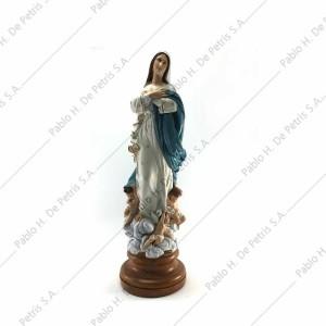 0762 Inmaculada Concepción - Imagen Italiana para exterior
