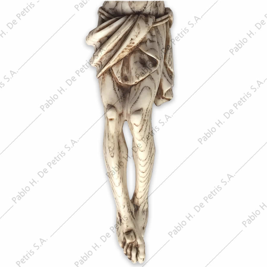 1091 Cristo muerto-40 cm - Imagen Italiana