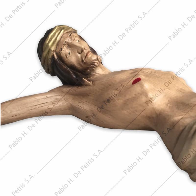 1186 Cristo en agonía-40 cm - Imagen Italiana