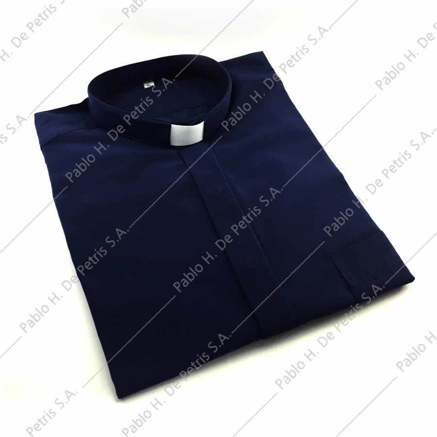 7757-7762 -Azul - Camisa manga larga