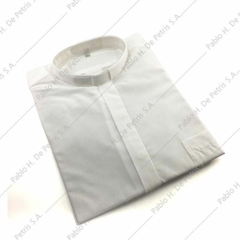 7757-7762-Blanco - Camisa manga larga