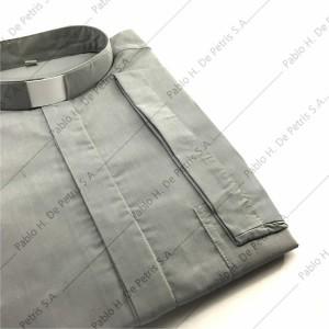 7762-Gris - Camisa manga corta