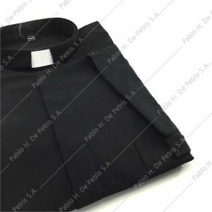 7762-Negro - Camisa manga corta
