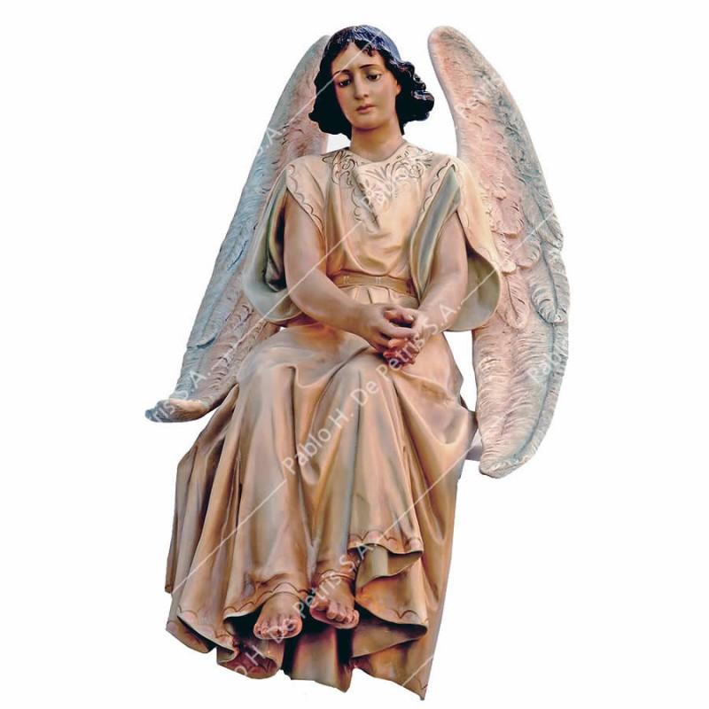 A194 Angel para sepulcro - Imagen Española
