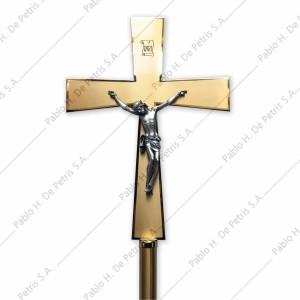 A 3338 - Cruz procesional Italiana