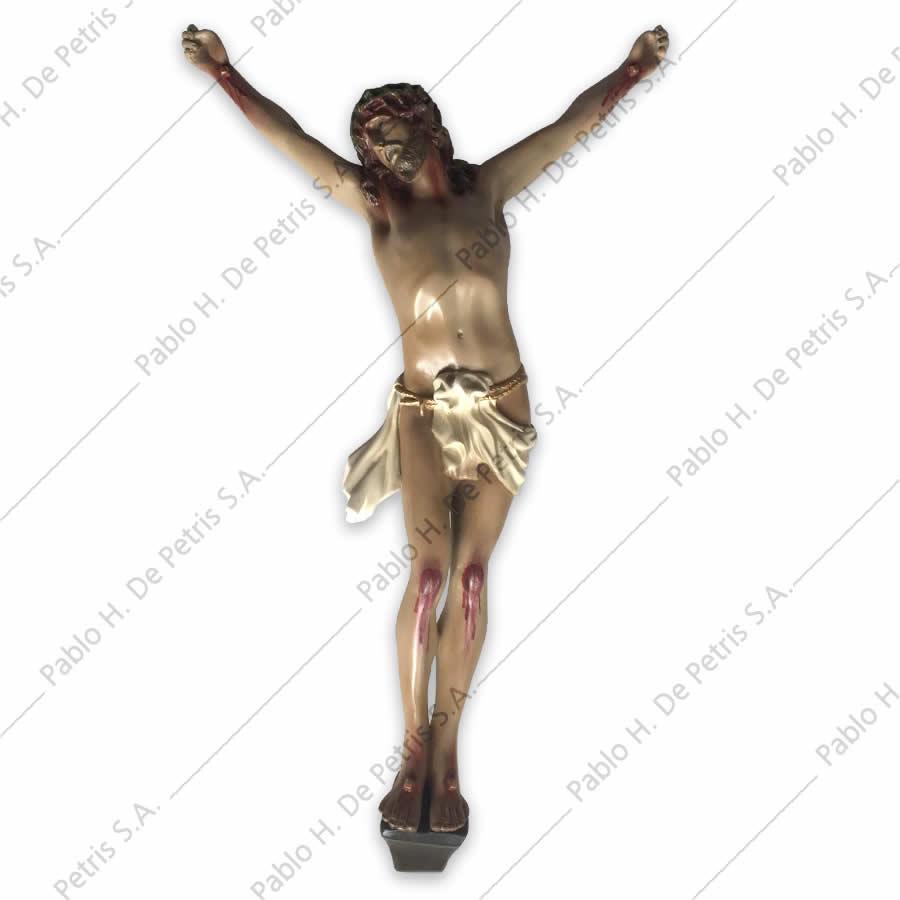 CT 1181 Cristo en agonía-50 cm - Imagen Italiana