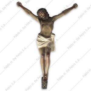 CT 1182 Cristo en agonía-60 cm - Imagen Italiana