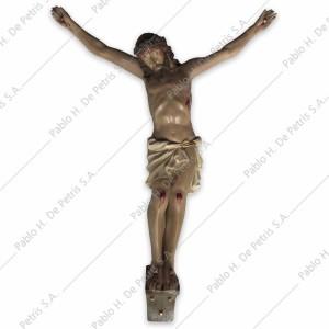 CT 1183 Cristo en agonía-80 cm - Imagen Italiana