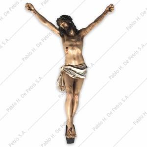 LD 0752 Cristo muerto-35 cm - Imagen Italiana