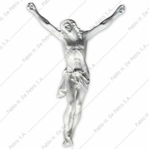 1190 Cristo en agonía-40 cm - Imagen