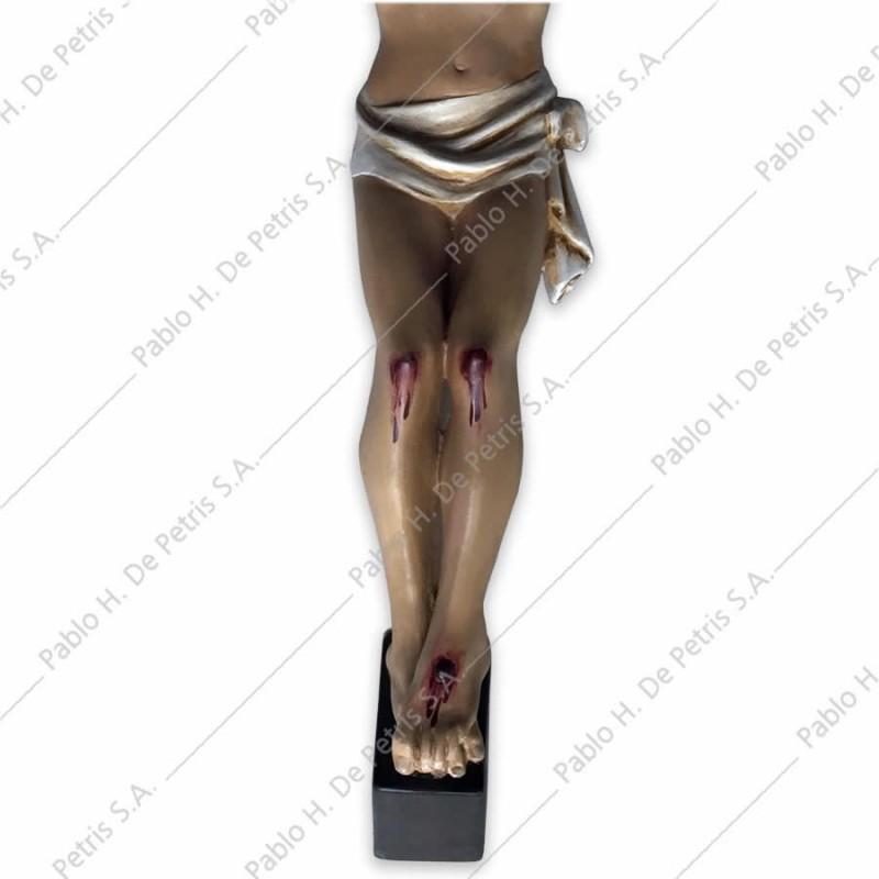 1191 Cristo muerto-60 cm - Imagen
