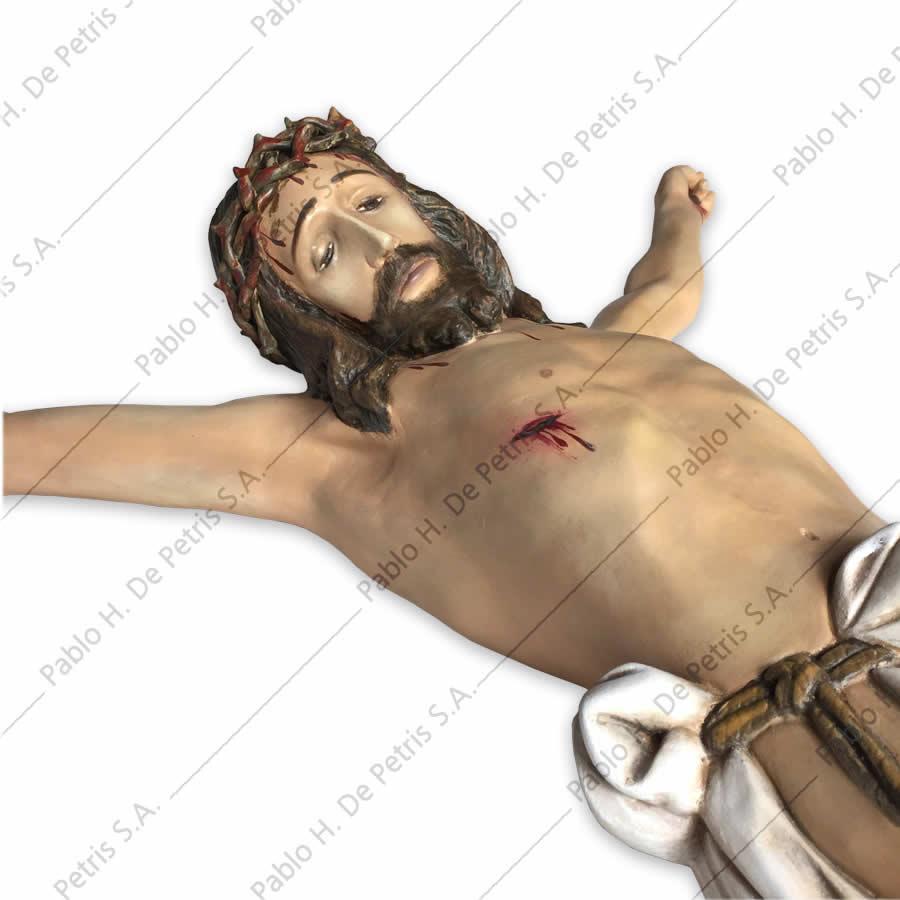 1193A Cristo muerto-100 cm - Imagen