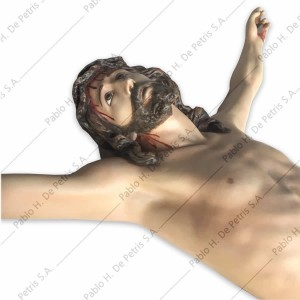 1192 Cristo muerto-80 cm - Imagen