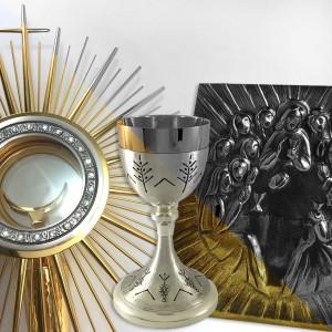 Restauración de elementos litúrgicos