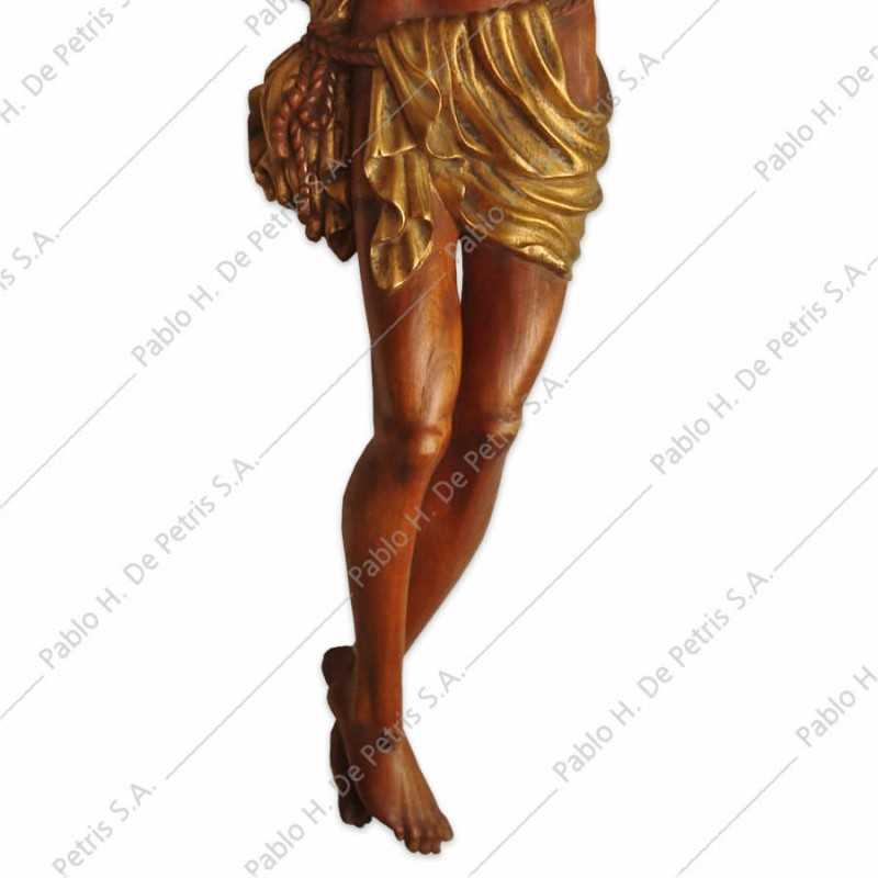 1028 Cristo muerto-100 cm - Imagen