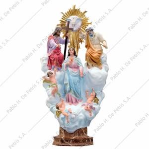 A276 Virgen Tres Avemarías - Imagen Española