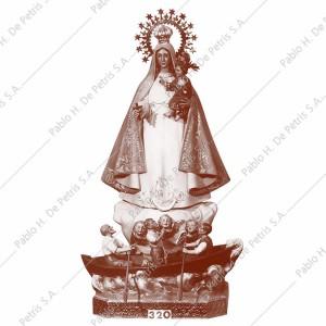 A320 Virgen de la Caridad del Cobre - Imagen Española