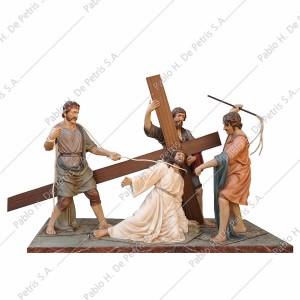 A427 Caida de Jesús - Imagen Española