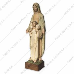 0914 Nuestra Señora del Buen Pastor - Imagen Española