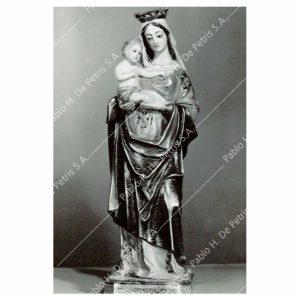 A557 Virgen con Niño - Imagen Española