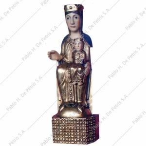 A663 Virgen Románica - Imagen Española
